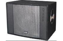Bafle Crest Audio CP 15 SUB