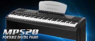 PIANOS DIGITALES PORTATILES (100 bat)