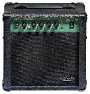 AMPLIFICADOR 10 WATTS - DISTORSION STAGG