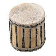 Shaker bamboo mediano Sonor NBSM