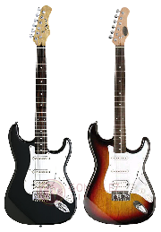 STRATO STAGG DOBLE BOBINA - Color Sunburst STAGG