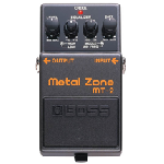 Pedal Boss Mt-2 Metal Zone