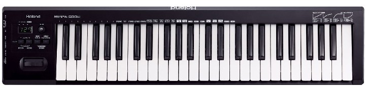 Midi Keyboard Controller Roland A500- S