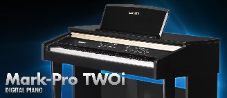 PIANOS DIGITALES CON MUEBLE (MarkProTWOi-SR)