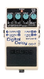 Pedal Boss Dd-7 Digital Delay