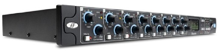 Focusrite Octopre Mkii Dynamic Preamplificador Digital