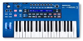 Novation Ultranova Sintetizador