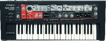 Roland - Synthesizer SH-201