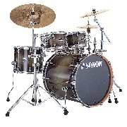 Bateria Sonor Jungle SEF11JUNGLE DFB