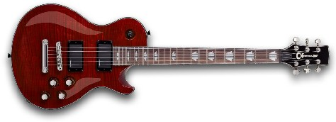 Guitarras Electricas Charvel DS2 ST TRANS RED