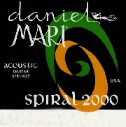 Encordado.SPIRAL 2000 Bronze   010-048 DAMARI
