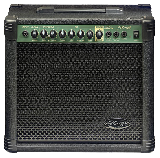 AMPLIFICADOR 20 WATTS - DISTORSION STAGG