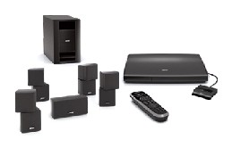Sistema de audio y home theater Bose Sistema Lifestyle V25