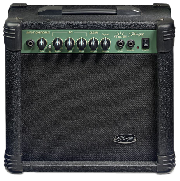 AMPLIFICADOR 15 WATTS - DISTORSION - REVERB DIGITAL STAGG