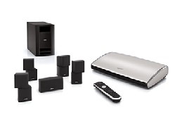 Sistema de audio y home theater Bose Sistema Lifestyle T20