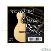 CUERDA E6 CLASICA WOUND NORMAL TENSION DAMARI