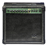 AMPLIFICADOR 20 WATTS - DISTORSION - REVERB DIGITAL STAGG