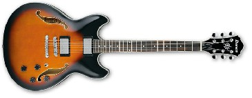 Guitarra Serie AS Ibanez AS-73-BS