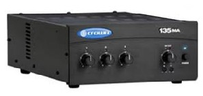 Amplificador Crown 135MA