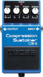 Boss Cs3 Pedal Compressor Sustainer