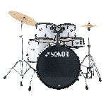 Bateria blanca Sonor SMF11STAGE1 SW