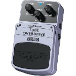 Pedal BEHRINGER TO100 TUBE OVERDRIVE