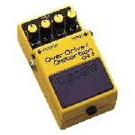 Pedal Boss Os2 Overdrive / Distortion